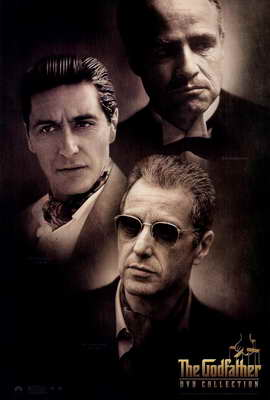 The Godfather - 27 x 40 Movie Poster - Style C