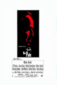 The Godfather - 27 x 40 Movie Poster - German Style A