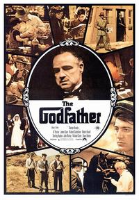 The Godfather - 43 x 62 Movie Poster - Bus Shelter Style A