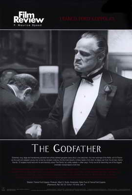 The Godfather - 27 x 40 Movie Poster - Style J