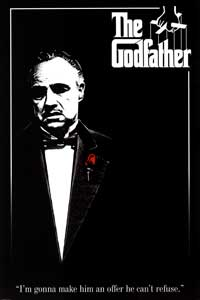 The Godfather - Movie Poster - 24 x 36 - Style A
