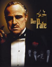 The Godfather - 11 x 17 Movie Poster - German Style L