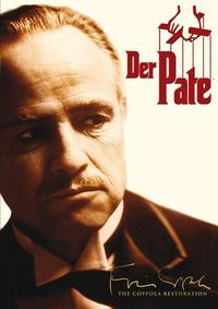 The Godfather - 11 x 17 Movie Poster - German Style M