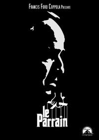 The Godfather - 43 x 62 Movie Poster - French Style A