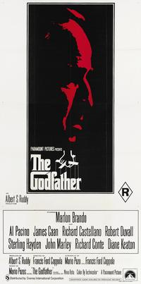 The Godfather - 20 x 40 Movie Poster - Australian Style A