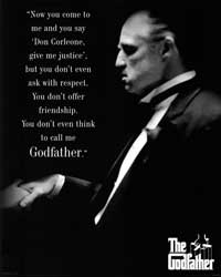 The Godfather - Movie Poster - 16 x 20 - Style A