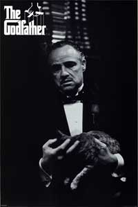 The Godfather - Movie Poster - 24 x 36 - Style D