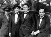 The Godfather - 8 x 10 B&W Photo #4