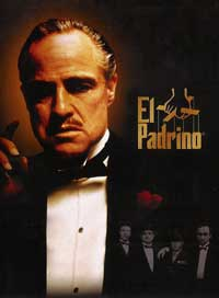 The Godfather - 11 x 17 Movie Poster - Spanish Style C