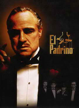 The Godfather - 27 x 40 Movie Poster - Spanish Style C