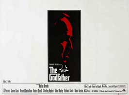 The Godfather - 30 x 40 Movie Poster UK - Style A
