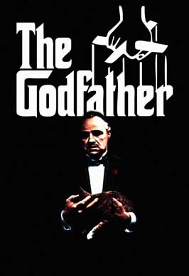The Godfather - 11 x 17 Poster - Style AF