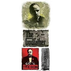 The Godfather - Vito Corleone Giant Peel and Stick Wall Decal
