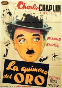 The Gold Rush - 11 x 17 Movie Poster - Spanish Style A