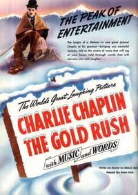 The Gold Rush - 11 x 17 Movie Poster - Style J
