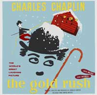 The Gold Rush - 30 x 30 Movie Poster - Style A