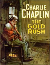 The Gold Rush - 27 x 40 Movie Poster - Style B