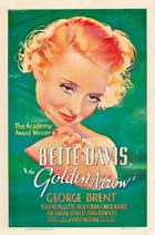 The Golden Arrow - 11 x 17 Movie Poster - Style E