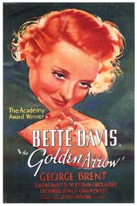 The Golden Arrow - 11 x 17 Movie Poster - Style A