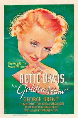 The Golden Arrow - 27 x 40 Movie Poster - Style A