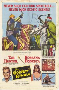 Golden Arrow - 11 x 17 Movie Poster - Style A