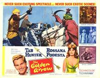 Golden Arrow - 22 x 28 Movie Poster - Half Sheet Style A