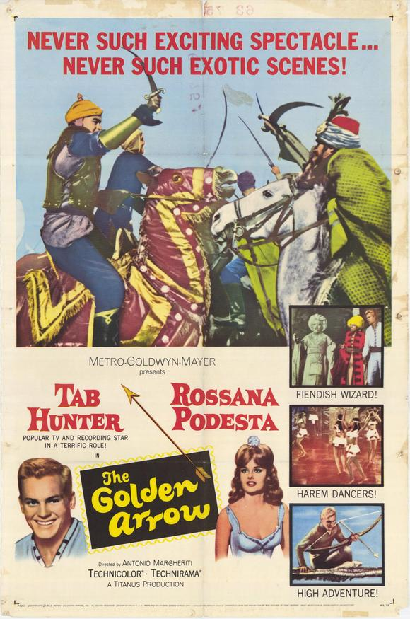 the-golden-arrow-movie-poster-1963-10202