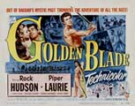 The Golden Blade - 11 x 17 Movie Poster - Style B