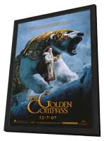 His Dark Materials: The Golden Compass - 11 x 17 Movie Poster - Style A - in Deluxe Wood Frame