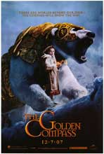 His Dark Materials: The Golden Compass - 27 x 40 Movie Poster - Style A - Double Sided