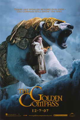 His Dark Materials: The Golden Compass - 11 x 17 Movie Poster - Style A