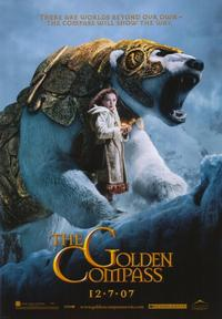 His Dark Materials: The Golden Compass - 43 x 62 Movie Poster - Bus Shelter Style A