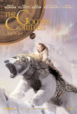 His Dark Materials: The Golden Compass - 43 x 62 Movie Poster - Bus Shelter Style D