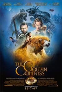 His Dark Materials: The Golden Compass - 27 x 40 Movie Poster - Style G