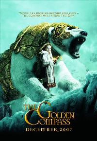 His Dark Materials: The Golden Compass - 11 x 17 Movie Poster - Style J
