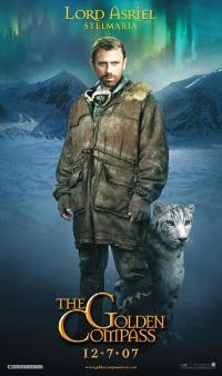 His Dark Materials: The Golden Compass - 11 x 17 Movie Poster - Style L