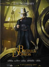 His Dark Materials: The Golden Compass - 27 x 40 Movie Poster - Spanish Style B