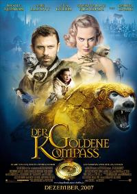 His Dark Materials: The Golden Compass - 27 x 40 Movie Poster - German Style F