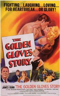The Golden Gloves Story - 43 x 62 Movie Poster - Bus Shelter Style A