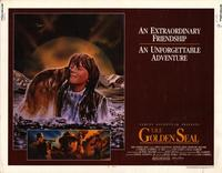 The Golden Seal - 22 x 28 Movie Poster - Half Sheet Style A