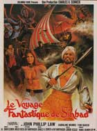 The Golden Voyage of Sinbad - 11 x 17 Movie Poster - French Style A