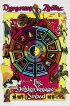 The Golden Voyage of Sinbad - 27 x 40 Movie Poster - Style C