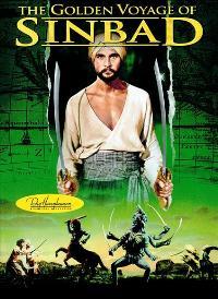 The Golden Voyage of Sinbad - 11 x 17 Movie Poster - Style B