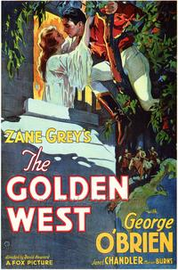 The Golden West - 27 x 40 Movie Poster - Style A