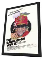 The Gong Show Movie - 11 x 17 Movie Poster - Style A - in Deluxe Wood Frame