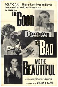 The Good, the Bad, and the Beautiful - 11 x 17 Movie Poster - Style A