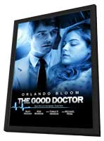 The Good Doctor - 11 x 17 Movie Poster - Style A - in Deluxe Wood Frame
