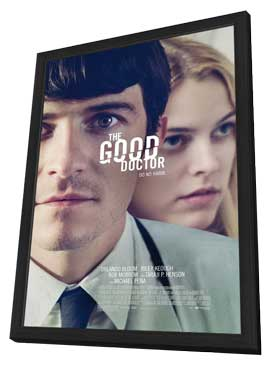 The Good Doctor - 11 x 17 Movie Poster - Style B - in Deluxe Wood Frame