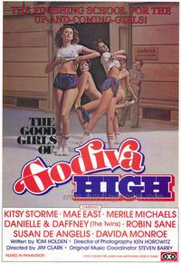 The Good Girls of Godiva High - 43 x 62 Movie Poster - Bus Shelter Style A