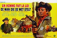 The Good Guys and the Bad Guys - 27 x 40 Movie Poster - Belgian Style A